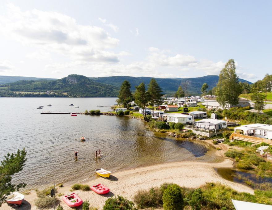 Enebolig © Buttingsrud Camping